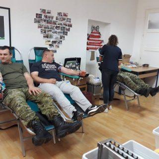 Akcija darivanja krvi: Prikupljeno 39 doza krvigall-2