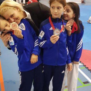 Ana Popović (TK DIV Knin) zlatna na Kupu Marjanagall-2