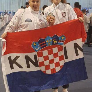 Petra Batić srebrna na Europskom kadetskom prvenstvugall-3