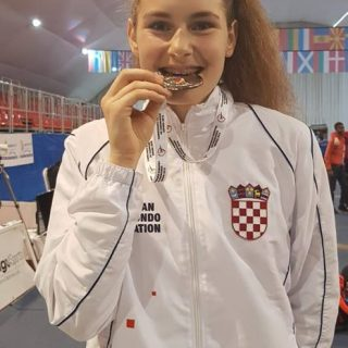 Petra Batić srebrna na Europskom kadetskom prvenstvugall-0