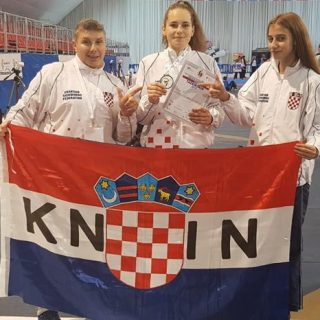 Petra Batić srebrna na Europskom kadetskom prvenstvugall-2