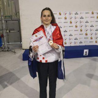 Petra Batić srebrna na Europskom kadetskom prvenstvugall-1