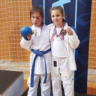 Pregršt medalja Karate kluba Knin na Grand Prixu Međimurje 2019.gall-0