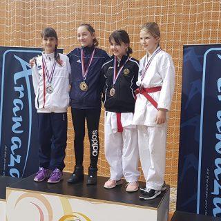 Pregršt medalja Karate kluba Knin na Grand Prixu Međimurje 2019.gall-3