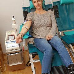 Na prvoj ovogodišnjoj akciji prikupljene 42 doze krvigall-1