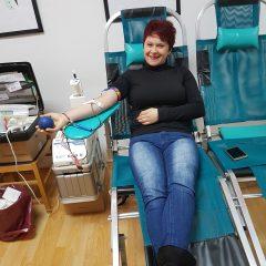 Na prvoj ovogodišnjoj akciji prikupljene 42 doze krvigall-2