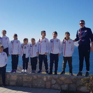 Devet medalja Karate kluba Knin na Grobničan kupugall-0