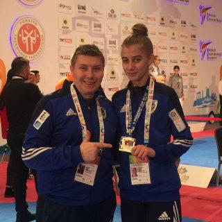Kristina Jakovljević srebrna na super jakom President kupu u Turskojgall-0