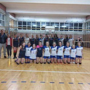 Pobjeda kninskih odbojkašica protiv Benkovca; Odličan nastup najmlađih Mladostašicagall-0