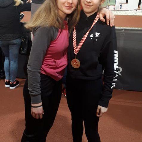 Daniela Jelić državna prvakinja u skoku u dalj u konkurenciji mlađih juniorkigall-1