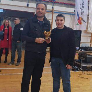 17 medalja, 4 ekipna plasmana i 3. sveukupno mjesto  za Taekwondo klub DIV Kningall-3