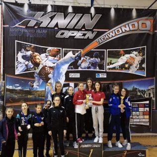 17 medalja, 4 ekipna plasmana i 3. sveukupno mjesto  za Taekwondo klub DIV Kningall-5