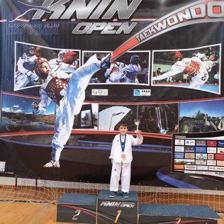 11 medalja TK Olympica na Knin Openugall-3