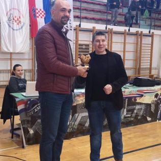 17 medalja, 4 ekipna plasmana i 3. sveukupno mjesto  za Taekwondo klub DIV Kningall-12