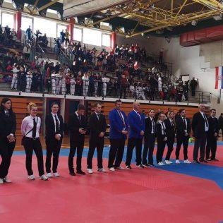 17 medalja, 4 ekipna plasmana i 3. sveukupno mjesto  za Taekwondo klub DIV Kningall-13
