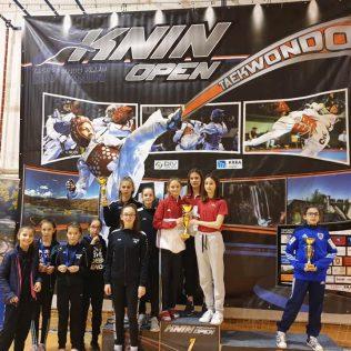 11 medalja TK Olympica na Knin Openugall-0