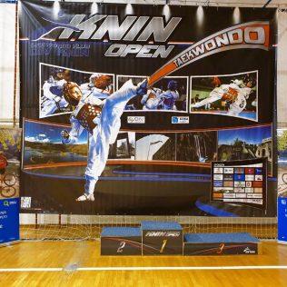 17 medalja, 4 ekipna plasmana i 3. sveukupno mjesto  za Taekwondo klub DIV Kningall-14