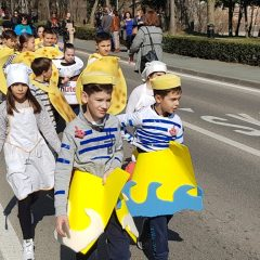 Velika foto galerija: Mala maškarana povorka oduševila kreativnim maskamagall-53