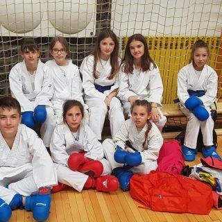 Zlato Mie Paškalj i bronca Sare Tucaković na Karate turniru u Zagrebugall-0