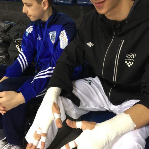 Josip Teskera osvojio 5. mjesto na Europskom klupskom prvenstvu u Grčkoj.gall-0