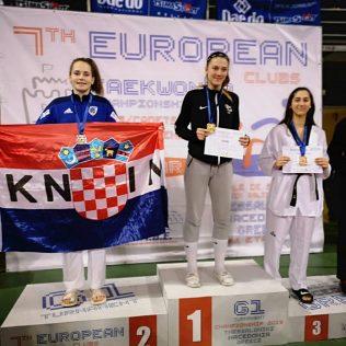 TK DIV Knin: Petra Batić europska klupska viceprvakinja (foto)gall-1