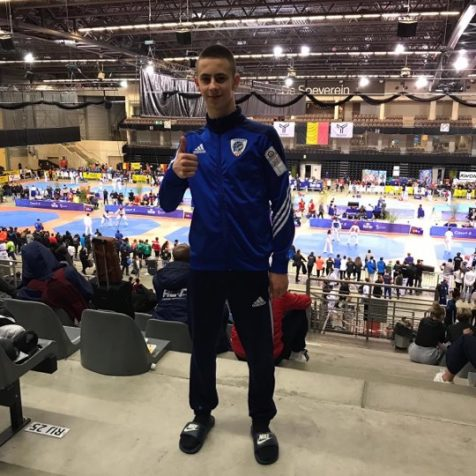 TK DIV Knin: Josip Teskera izgubio u borbi za medalju na Belgia Openu G2 statusagall-0