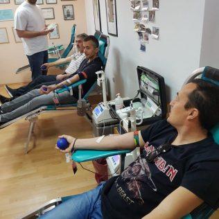 Akcija darivanja krvi: Prikupljene 62 dozegall-1