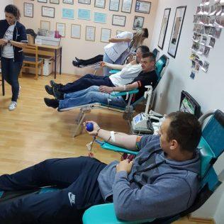 Akcija darivanja krvi: Prikupljene 62 dozegall-2