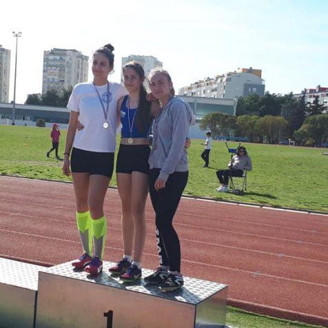 Dva zlata Daniele Jelić u 1. kolu Dalmatinske ligegall-1