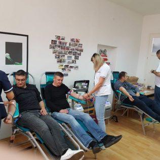 Akcija darivanja krvi: Prikupljene 62 dozegall-3