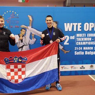 Brončana medalja za Josipa Teskeru na G1 multi europskim taekwondo igrama.gall-1