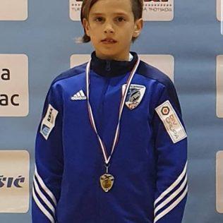 Šest medalja u Imotskom za TK DIV Knin; Lea Grbavac zlatnagall-3