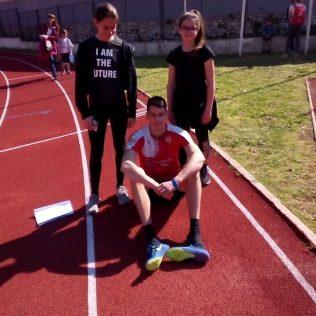 Pet medalja kninskih atletičara i atletičarki u 2. kolu Dalmatinske ligegall-0