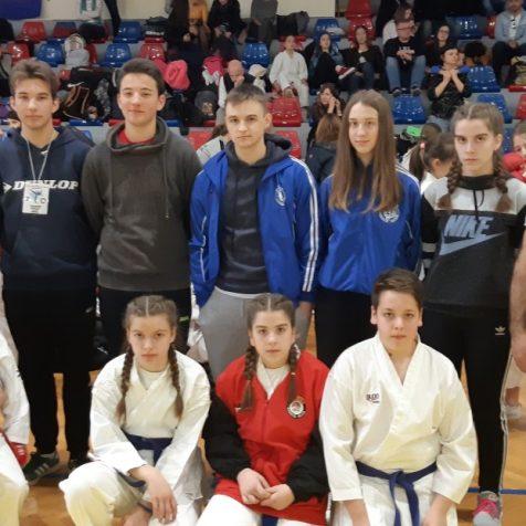 Kup Jadrana: Pet medalja Karate kluba Tigar; Zlato i srebro za Ivana Krvavicugall-1