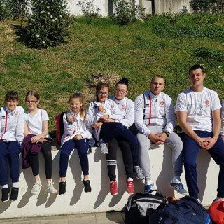 Pet medalja Karate kluba Knin na Kupu Jadranagall-3