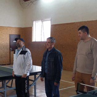 Prvenstvo grada Knina u stolnom tenisu u povodu proslave 27. obljetnice HVO-agall-2