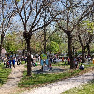 Foto vijest: Uskrsno druženje u parkugall-0
