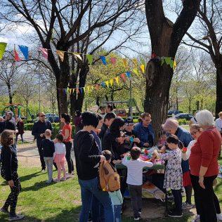 Foto vijest: Uskrsno druženje u parkugall-1