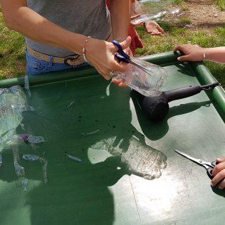 Foto: Održan zabavno edukativni program za djecu u povodu Dana planeta Zemljegall-3