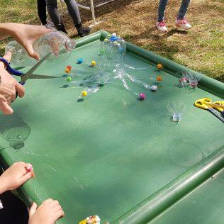 Foto: Održan zabavno edukativni program za djecu u povodu Dana planeta Zemljegall-4