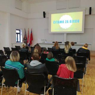 """Održana prezentacija projekta """"Čitamo za djecu""""gall-0"""