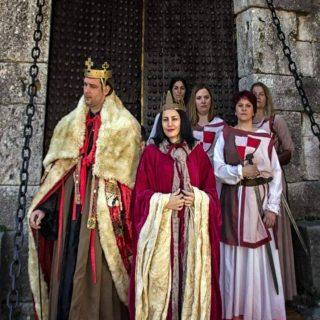 Fotoklubovi Knin, Šibenik i Murter na tvrđavi slikali Vitezove kralja Zvonimiragall-0