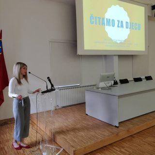 """Održana prezentacija projekta """"Čitamo za djecu""""gall-3"""