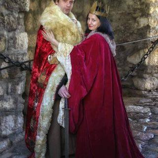 Fotoklubovi Knin, Šibenik i Murter na tvrđavi slikali Vitezove kralja Zvonimiragall-4