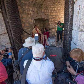 Fotoklubovi Knin, Šibenik i Murter na tvrđavi slikali Vitezove kralja Zvonimiragall-5