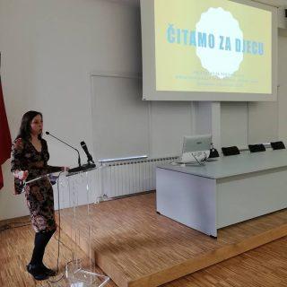 """Održana prezentacija projekta """"Čitamo za djecu""""gall-2"""