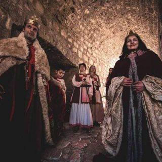 Fotoklubovi Knin, Šibenik i Murter na tvrđavi slikali Vitezove kralja Zvonimiragall-7