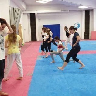 Završene pripreme članica TK Olympic u zagrebačkoj Dubravigall-2