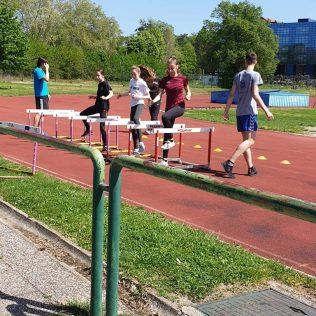 Završene pripreme članica TK Olympic u zagrebačkoj Dubravigall-0