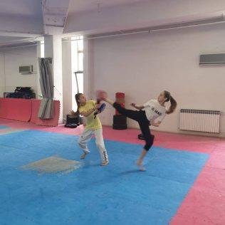 Završene pripreme članica TK Olympic u zagrebačkoj Dubravigall-4